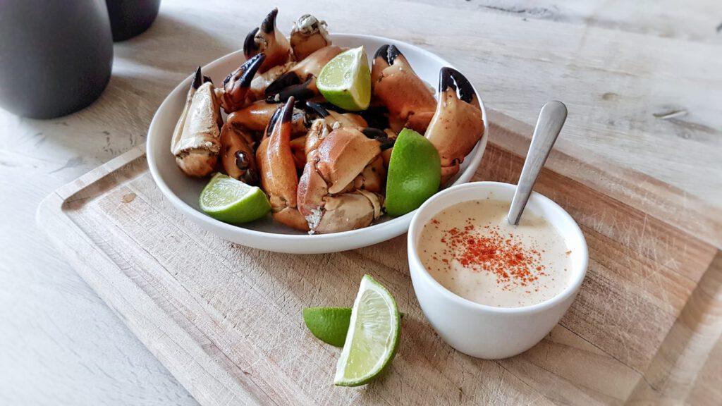 Krabbenpoten slankere rouille